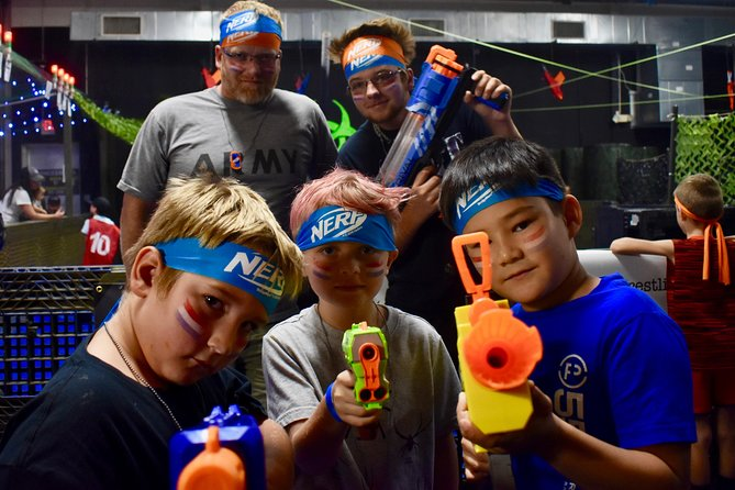 4 Hour Nerf Camp photo 3
