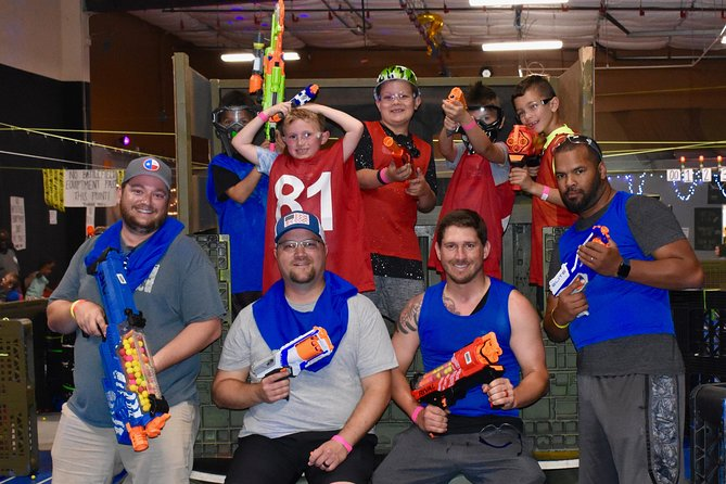 4 Hour Nerf Camp photo 2