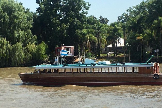 From Buenos Aires: Full-Day Eco Delta Tour with Lunch