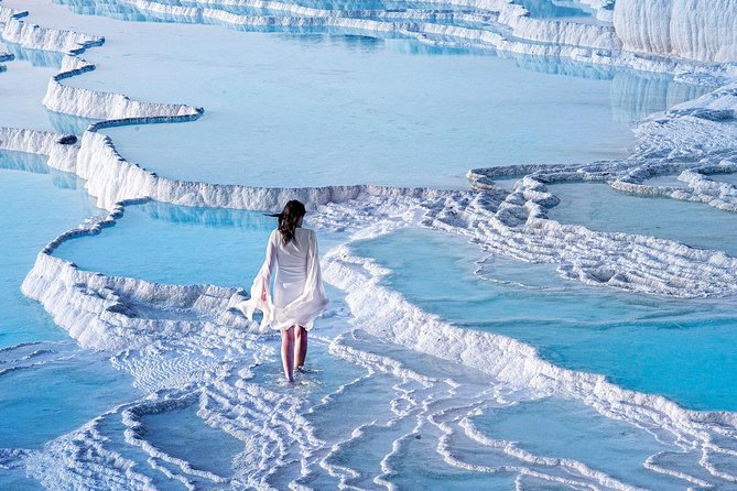 Full-Day Pamukkale Tour : Departures from Hotels in Pamukkale & Cardak Airport