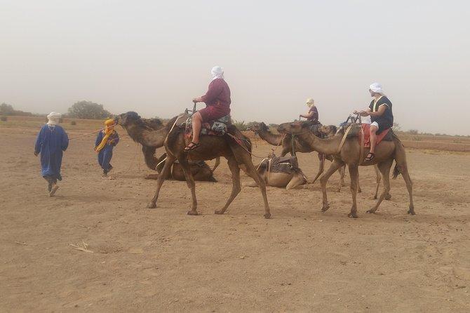 2 Days to the desert of zagoura