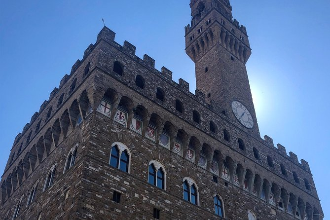 Semi Private Florence Walking Tour:The Medici History,With Palazzo Vecchio visit