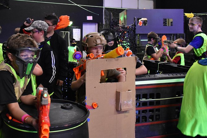 4 Hour Nerf Camp photo 6