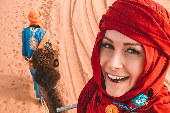 3 Days Shared Desert Tour with a Luxury Tent From Marrakech to Sahara Merzouga
