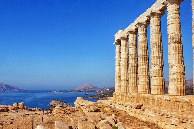 Sounio Private Full Day Tour with Pickup