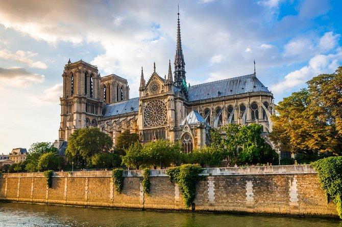 Paris Scavenger Hunt: Churches, Charms, Shells & Seine