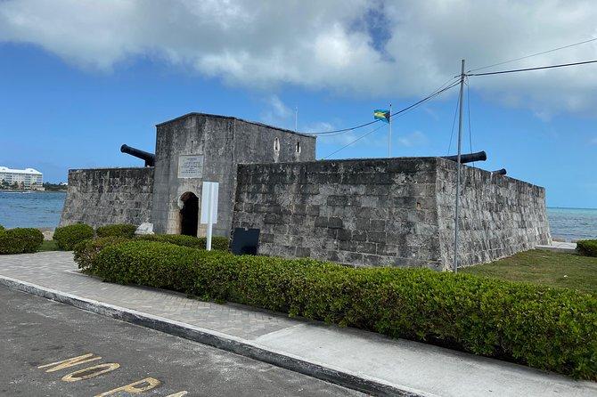 Tour: Just A Little Bit! (city tour of Nassau)