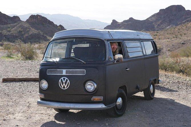 VW Bus Portland Tour