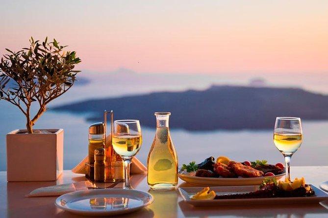 Santorini Wine Tour, Wine tasting in 4 of the islands renowned wineries