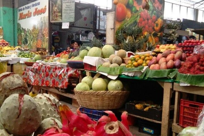 San Salvador City Markets and Food