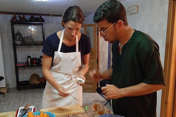 Cooking Local Tajine Class in Fez