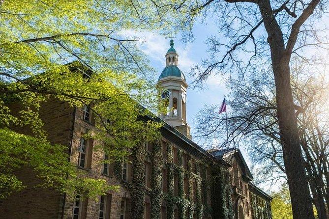 Princeton Scavenger Hunt: Laten we rondlopen Princeton bloeien!