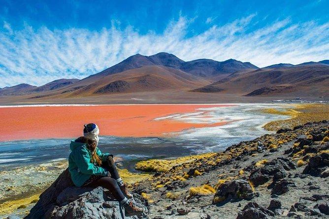 Salar of Uyuni 3 days 2 nights | Guide in English | Geisers | Lakes altiplanicas