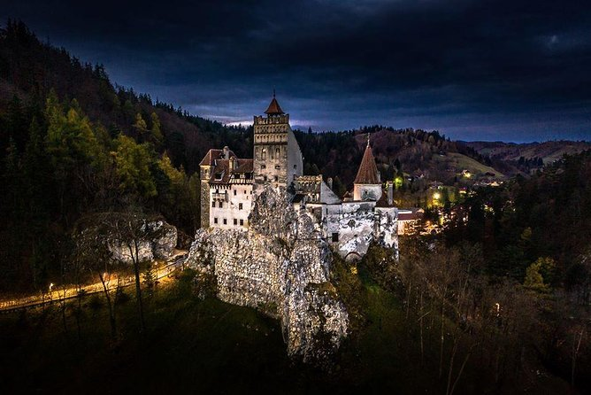 Day trip to Dracula Castle in Transylvania, Bears Nest, & Brasov