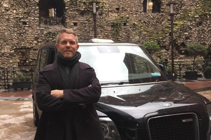 London History Taxi Tours