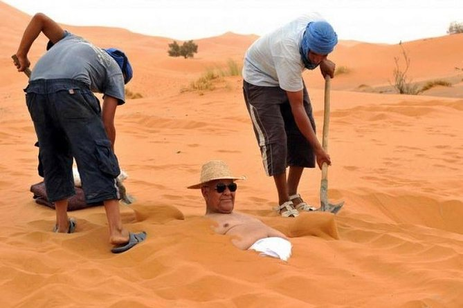 8 Days Tour Nomad Adventure Desert Camel Trekking From Marrakech Merzouga photo 2