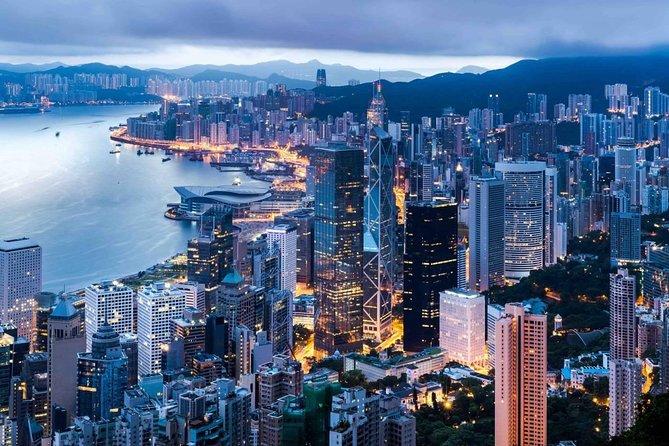 HongKong: Private HongKong Airport(HKG) transfer to/from Kowloon/Tsim Sha Tsui