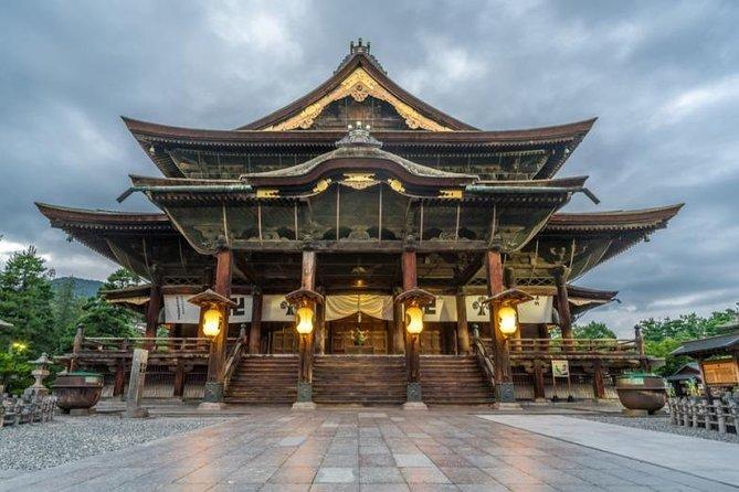 Nagano Scavenger Hunt: East Meets West in Nagano!