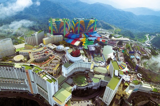 Genting Highland Tour <-> SHARED