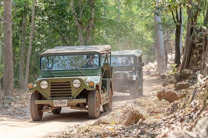 Full-Day Phnom Kulen Sacred Mountain by Jeep