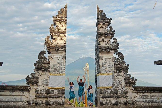Gate of Heaven Temple,Blue Lagoon Beach,Tirtagangga & Taman Ujung full Day Tour