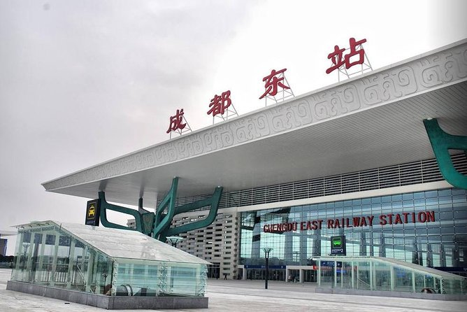 Private Transfer from Chengdu Railway Station to City Hotel