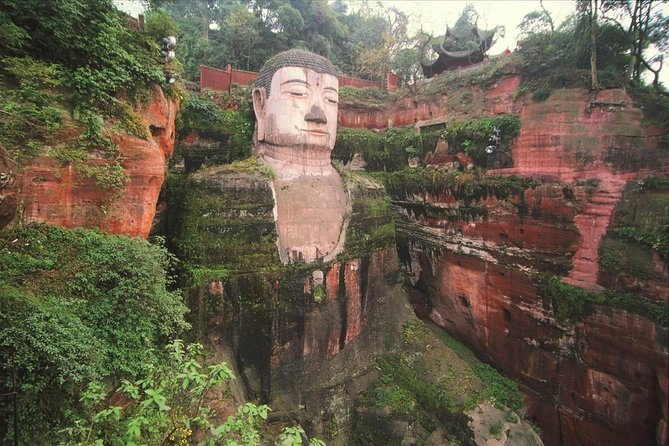 Chengdu Private Round Trip Transfer to Leshan Grand Buddha