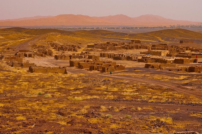 Basic One Night Desert Trip: Fes to Marrakech or Back to Fez.