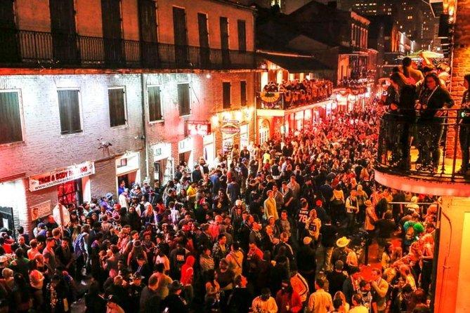 New Orleans Bar Hunt: New Orleans Ballin' Bar Crawl