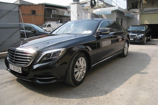 SGN Airport pick up by Mercedes Benz S-Class photo 6