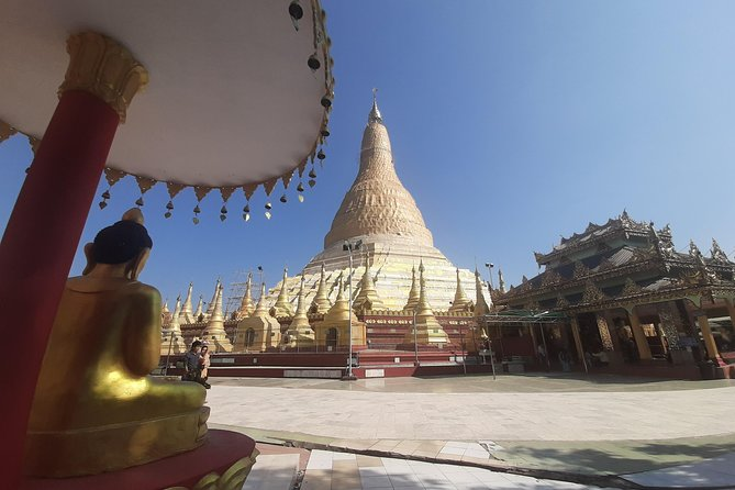 Yangon –Twante-Yangon Day Return Trip