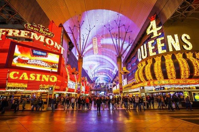 Las Vegas Bar Hunt: Freewheelin' Down Fremont St.