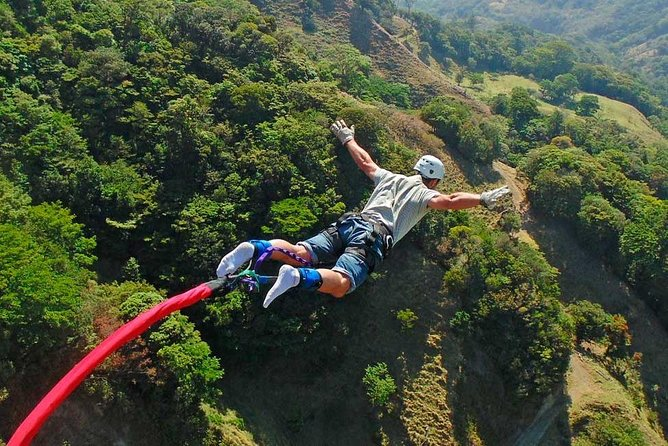 Monteverde Cloud Forest Extreme Bungee Jump
