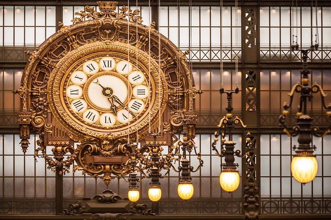 Private Orsay Museum Guided Tour With Admission Tickets