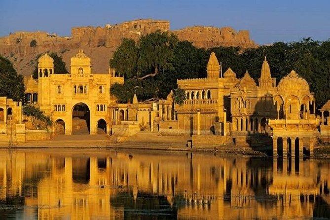 Taj Mahal With Rajasthan Desert Tour 15 Days Ex. Delhi