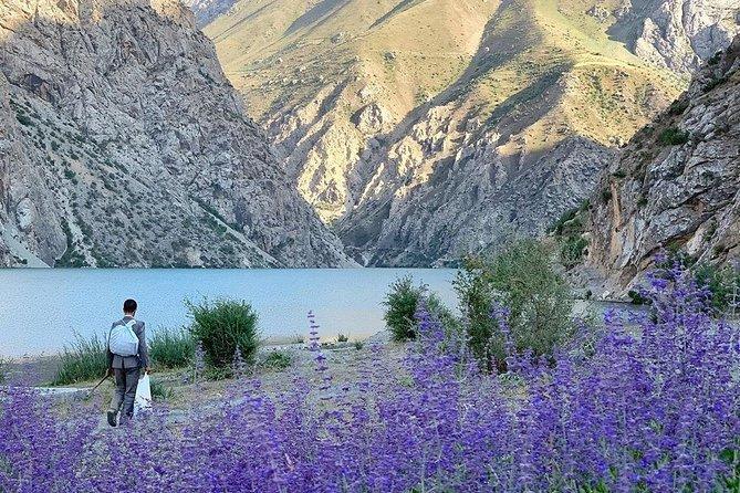 Dushanbe > Hisar > Iskanderkul > Panjakent - 8 days, ALL INCLUSIVE