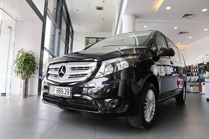 CXR Half Day 4hrs by Mercedes Benz V- Class