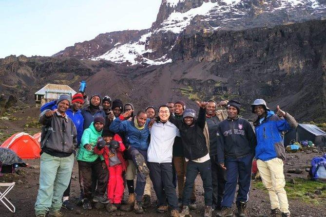 5 Days Marangu Route | Kilimanjaro Hiking For Charity
