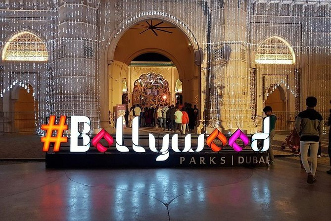 Dubai Bollywood Theme Park Admission Ticket