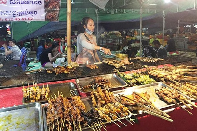 Night Treats Tour in Siem Reap