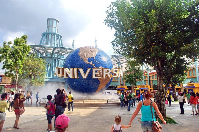 Universal Studios Singapore (Shared Transfer)