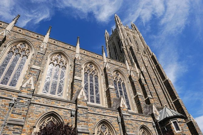Scavenger Hunt: Books and Basketball at Duke University!