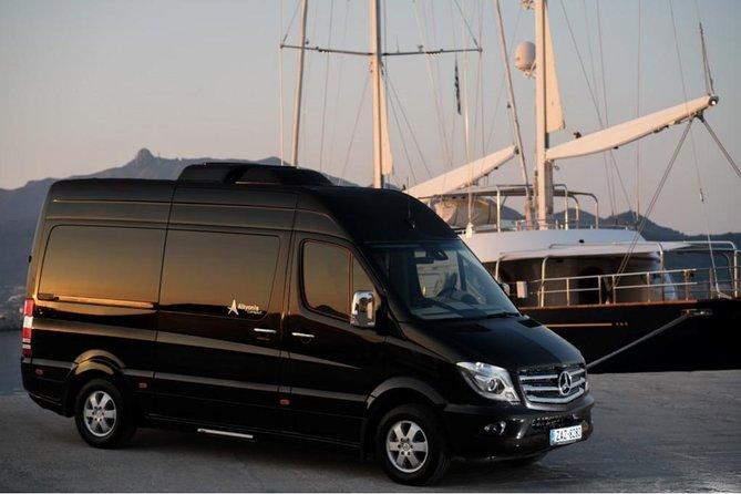 Santorini Private Transfer ( 24h 7/7 airport-port-all areas )