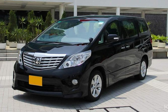 Private MPV Hong Kong International Airport Transfers (Group of 6)