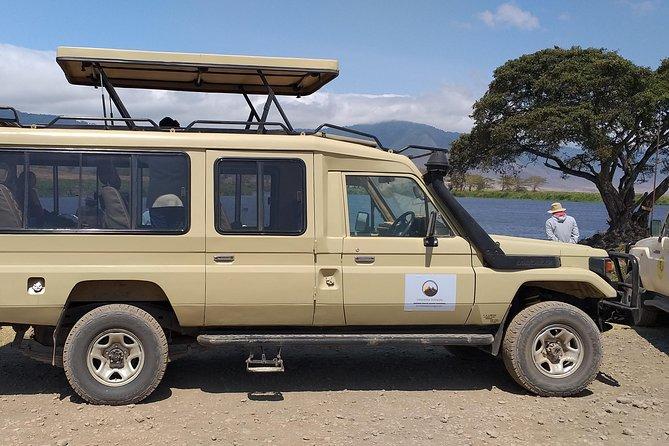 Tanzania Voyages Camping Safari
