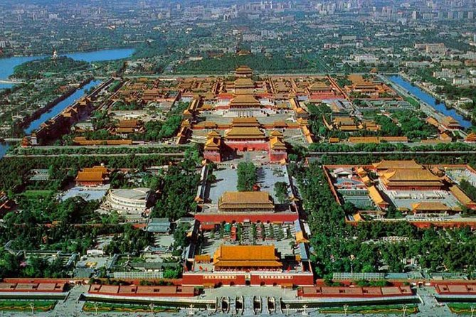 Beijing Private Tour of Lama Temple + Viewing Forbidden City from Scenic Hill
