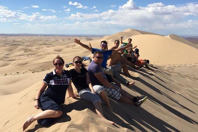 Gobi & Central Mongolia Tour (7 Days)