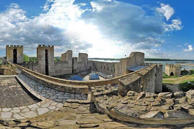 Private Day Trip from Belgrade: Viminacium & Smederevo Fort with Wine Tasting