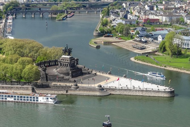 Photo tour and city tour in Koblenz