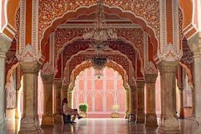 Jaipur Walking Half Day Tour